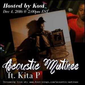 Acoustic Matinee