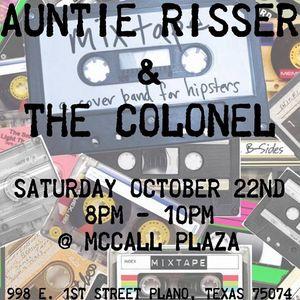 Auntie Risser & The Colonel