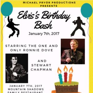 Stewart Chapman Elvis Tribute Artist