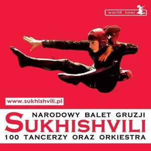 """Gruziński Balet Narodowy """"Sukhishvili"""""""