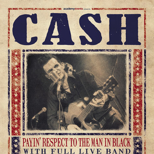 CASH (Payin' respect to the man in black)