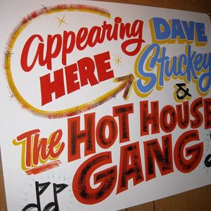 Dave Stuckey & The Hot House Gang