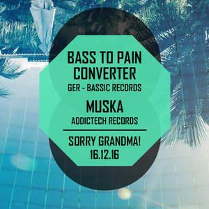 Bass To Pain Converter