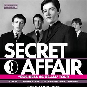 Secret Affair Official