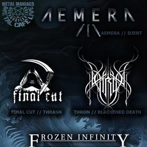Frozen Infinity