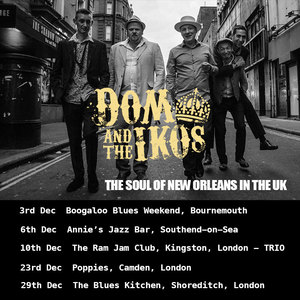 Dom Pipkin and The Iko's