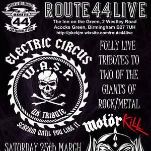 Electric Circus UK
