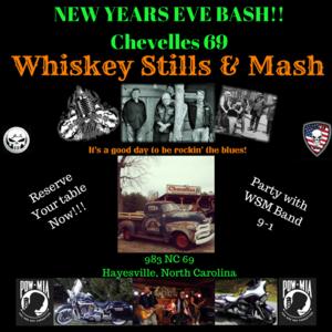 Whiskey, Stills and Mash