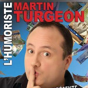 Martin Turgeon humoriste