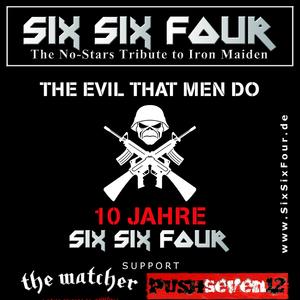 SixSixFour - The No-Stars Tribute to Iron Maiden