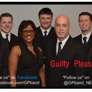 "GUILTY PLEASURE ..""New England's Premier Dance Band"""