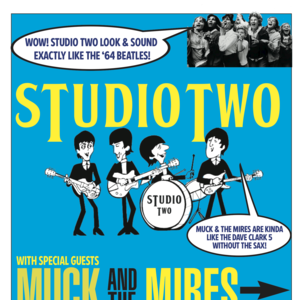 Studio Two - The Beatles Tribute