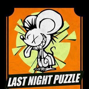 Last Night Puzzle