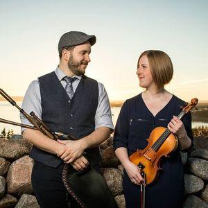 Ben Miller & Anita MacDonald