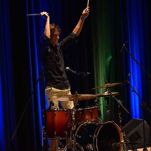 Anselmo Luisi - drummer&percussionist