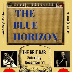 Iain Eccleston & The Blue Horizon