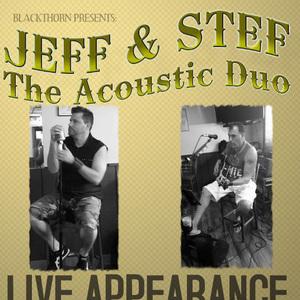 Jeff & Stef Acoustic Shit Show