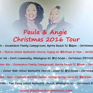 Paula & Angie