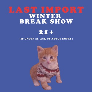 Last Import