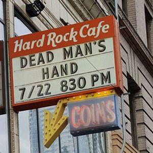 DEAD MAN'S HAND Kansas