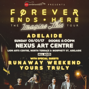 Forever Ends Here