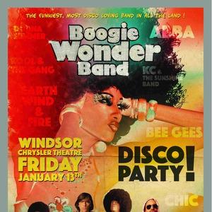 Boogie Wonder Band