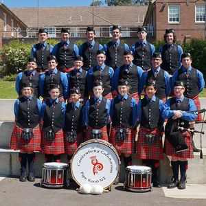 Canterbury Caledonian School of Piping and Drumming