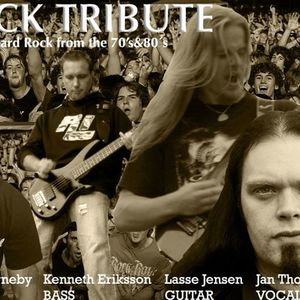 """The """"Rock Tribute"""" Band"""