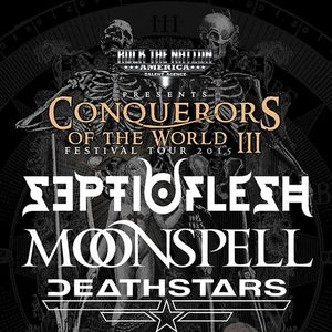 Conquerors of the World Tour
