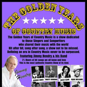 Jimmy Hendry & The Golden Years Of Country Music Show