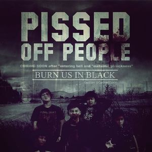 The pissed off people