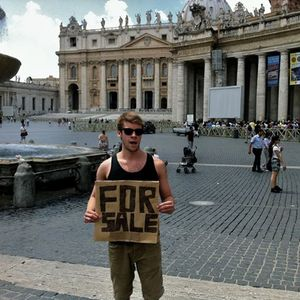 Sell The Vatican