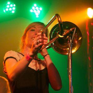 Charlotte 'dirty' White trombone