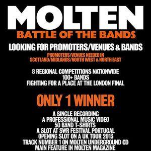 Molten Battle Of The Bands