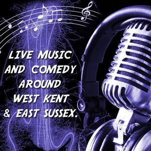 Live Music Around West Kent & East Sussex