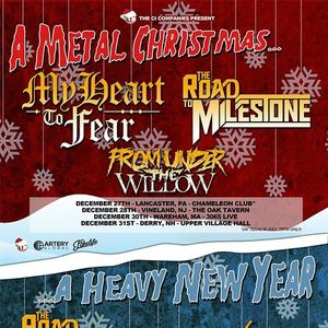 A Metal Christmas & A Heavy New Year Tour