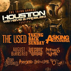 Houston We Have A Problem Festival