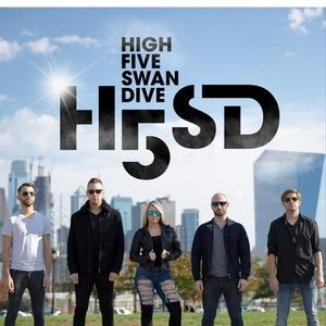 High Five Swan Dive