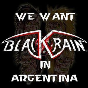 We want BlackRain in Argentina