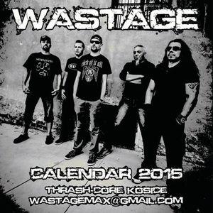 Wastage girl calendar 2015