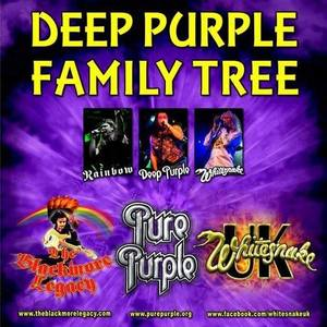 Deep Purple…