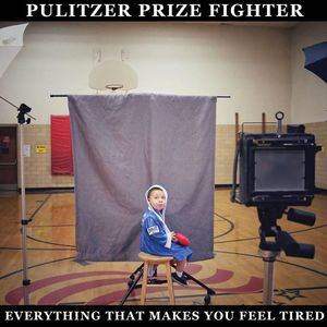 Pulitzer Prize Fighter