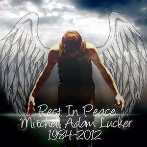 R.I.P Mitch Lucker 1984-2012