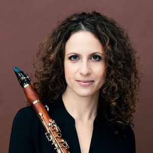 Shirley Brill - Clarinet