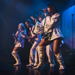 Waterloo Best of Abba Tribute Show