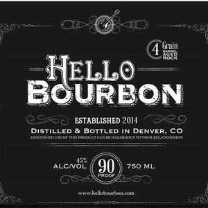 Hello Bourbon