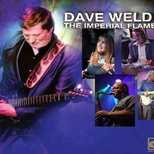 Dave Weld and The Imperial Flames - Tour Dates