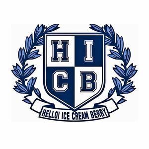 Hello! ice cream berry