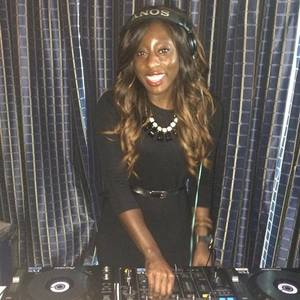 DJ Candice McKenzie