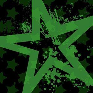Pale Green Stars